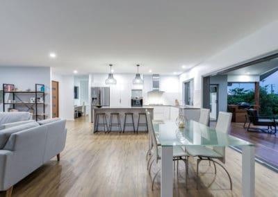 pacific blue kitchen