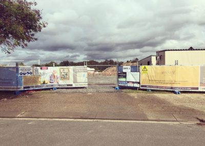 dyfa site the avenue apartments for Woollam Construction